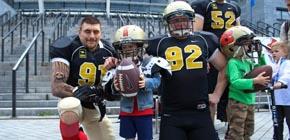 Kiev Bandits на Sports exhibition-2014