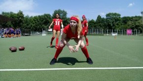 Перший тур Чемпіонату України з флаг-футболу серед жіночих команд