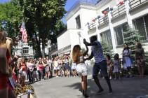 В Американському домі відсвяткували День незалежності США