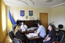 Рівненська адміністрація сприятиме у відкритті тренувальної дисципліни з американського футболу в місцевих ДЮСШ