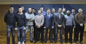 Історична подія для американського футболу в Україні